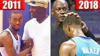 The Untold Story Of Kemba Walker & Michael Jordan