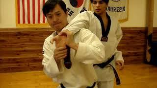 02 – Yellow Belt Hapkido