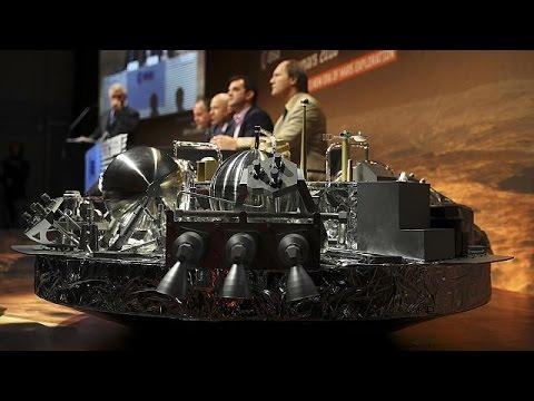 ExoMars: Άγνωστη παραμένει η τύχη του Schiaparelli
