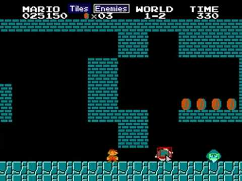 Get Godlike Control Of Super Mario Bros. With Your Mouse