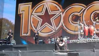 10cc 04 I'm Mandy, Fly Me (BST Hyde Park London 13/07/2014)