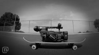 How to Set Up Your Camera to Film Skateboarding  w/ NKA