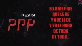 Kevin Roldan, Zion Y Lennox    PPP Remix   Letra (Audio Oficial)