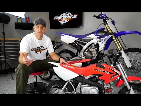 Honda CRF50F Review – Best bike for kids to learn how to ride -4K – Episode 102