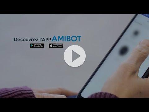 Découvrez l'APP AMIBOT - Spirit Laser H2O