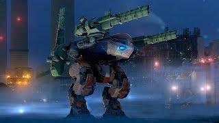 War Robots Битвы На Лиге Золото