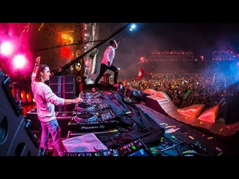 Tomorrowland Belgium 2017 | Axwell Λ Ingrosso W2