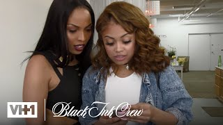 Black Ink Crew: Chicago | Danielle Discovers That Don Has Another Child | VH1