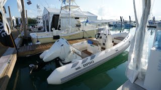 OXE Diesel at the Miami International Boat Show