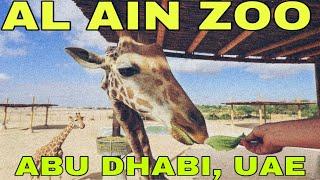 Al Ain Zoo Abu Dhabi, UAE 2020 | UAE National Day | ( Full HD ) Tausug vlog