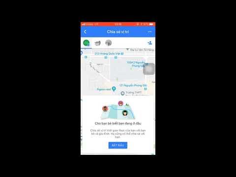 Chia sẻ vị trí trên Google Maps - Theo dõi người khác đi đâu bằng Google Maps