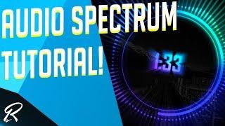 КАК СДЕЛАТЬ ЭКВАЛАЙЗЕР(AUDIO SPECTRUM) В AFTER EFFECTS