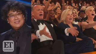 Reaction To 'Parasite' Oscar Wins