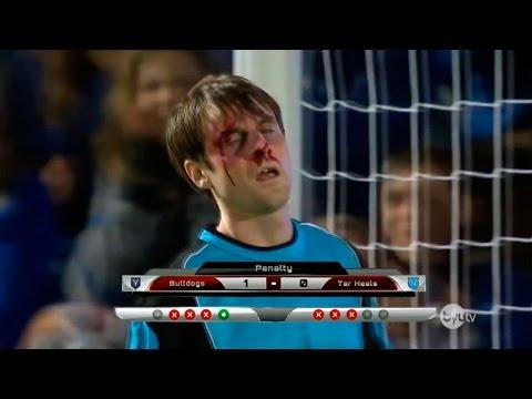 Arquero ataja penales con la cara!! El mejor arquero del mundo! Reacción Fran MG