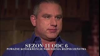 Sezon 11, Odcinek 6 – Poważne konsekwencje naruszenia bezpieczeństwa