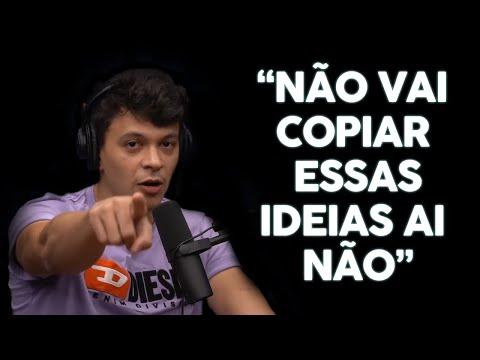 JULIO COCIELO E SEUS PROJETOS l Brasil Cortes OFICIAL