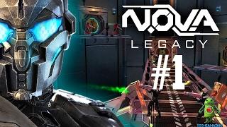 N.O.V.A. Legacy ANDROID GAMEPLAY - (NOVA Legacy | N O V A Legacy) - #1