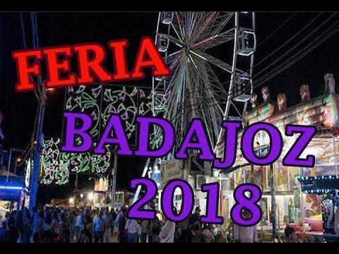 COMIENZA LA FERIA DE SAN JUAN DE BADAJOZ 2018