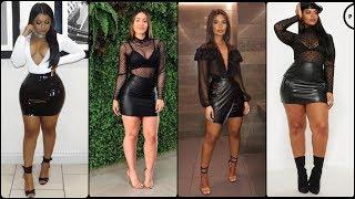 Most Demanding Luxury Leather Pencil Skirts Design Ideas