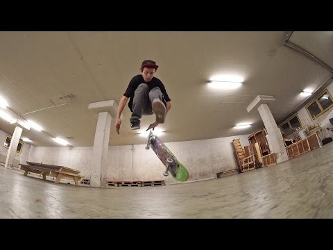 RODNEY MULLEN DID THIS HEAVY TRICK 15 YEARS AGO!