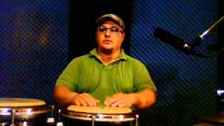 """""""BEGINNER CONGAS"""" How to play congas"""
