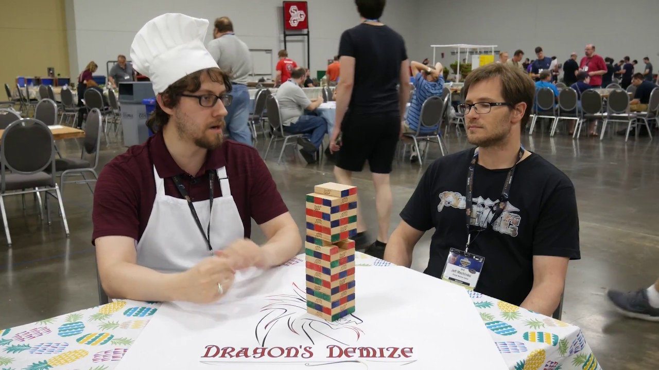 Dragon's Demize Interviews Jeff Mechlinski