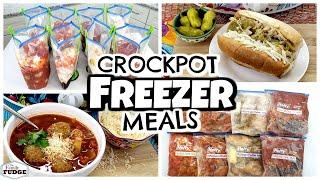 Freezer Food Prep