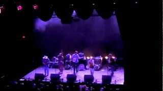 "Trampled By Turtles ""Sorry"" @ The Music Box Los Angeles CA 5-22-12"