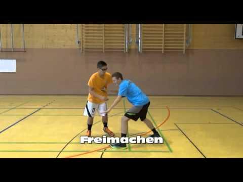Freimachen im Basketball