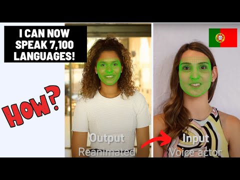Game changing technology for translations in video. Feeding conspiracy Nightmares