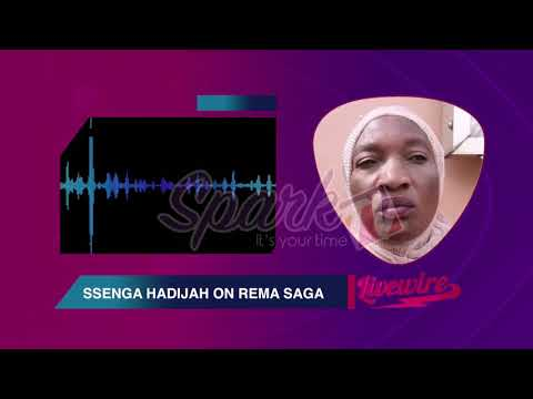 Ssenga Hadijjah weighs in on Kenzo, Rema Saga