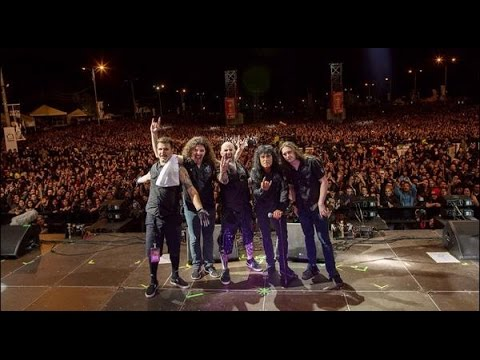 ANTHRAX - Rock al Parque 2014 (Full Concert)