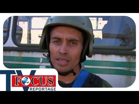 Fünf qualvollste Stunden: Wem gelingt der Einzug ins russische Militär? Teil 3 | Focus TV Reportage