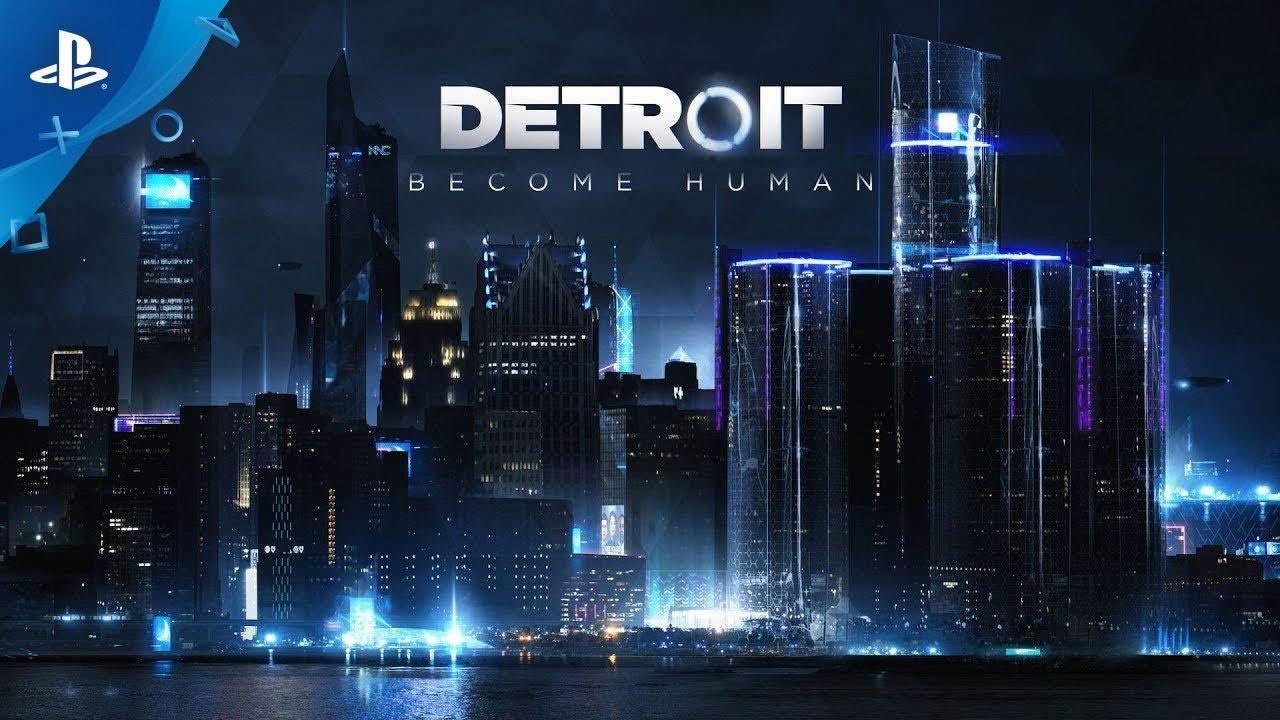 Detroit: Become Human - Trailer del TGS 2017