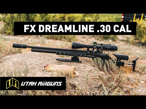 FX Impact 30 caliber tuning session - смотреть онлайн на Hah