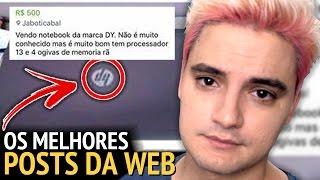 QUANTA BURRICE! - MELHORES POSTS DA WEB