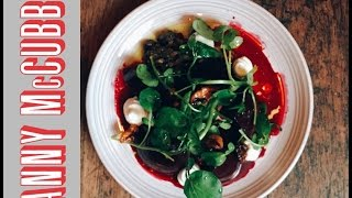 Beetroot Salad at Fifteen London