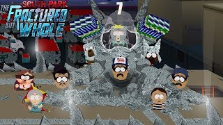 South Park The Fractured But Whole Livestream [Part 7] - One Chaotic Disaster!