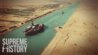 The significant & shocking history of the Suez Canal
