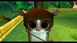 Мадагаскар Мини гольф/Madagascar game Tiki Minigolf