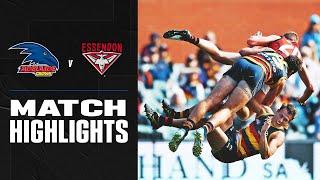 Adelaide V Essendon Highlights | Round 8, 2020 | AFL