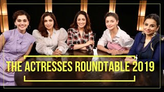 The Actresses Roundtable 2019 with Rajeev Masand | CNN News18