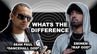 Eminem and Sean Paul On The Same Beat | What's The Difference - Dre ft. Eminem & Xzibit