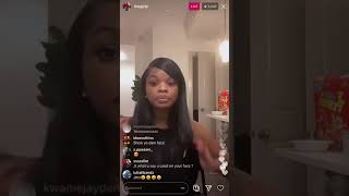 """City Girl JT Sings Nivea's """"Complicated"""" On Instagram Live 😍"""