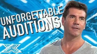 TOP 10 Most UNFORGETTABLE Auditions | X Factor Global