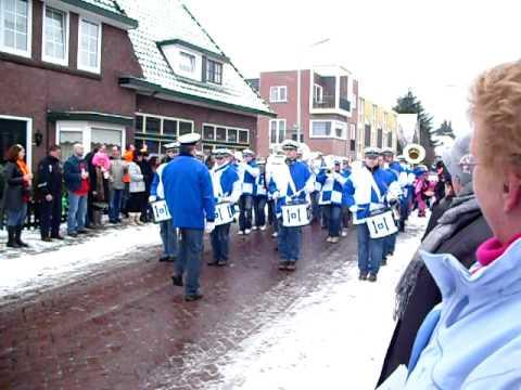 Carnavalsoptocht 2010 in Velp