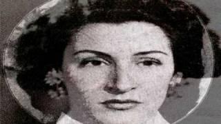 1952   Nora Ney   Ninguém Me Ama (Samba Canção)