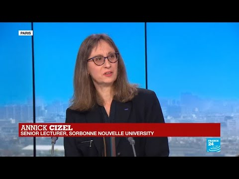 Annick Cizel: Two opposite historical perspectives