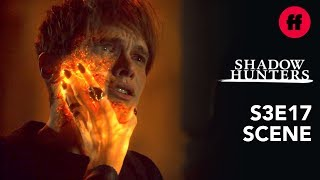 Shadowhunters Season 3, Episode 17 | Jonathan Explains How Lilith Trapped Him in Edom | Freeform