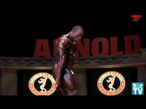 Arnold Classic Columbus 2016 Cedric Mcmillan Final